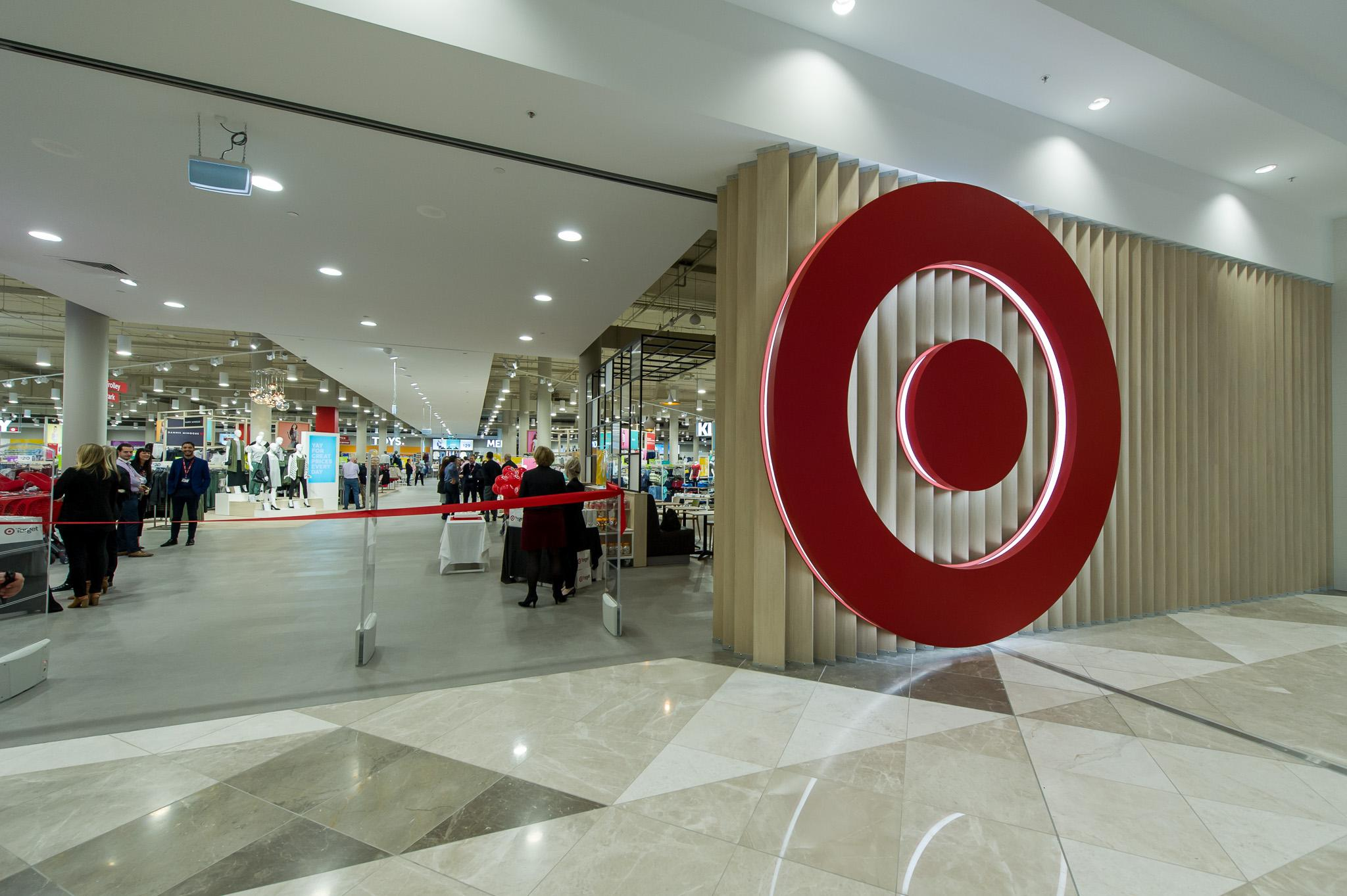 New look Target Werribee delivers first-rate shopping