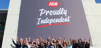 IGA celebrates excellence in independent retailing