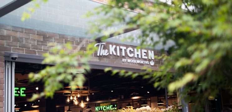 Woolworths launches The Kitchen in Sydney's east